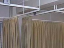 Hastahane Yatak Bölmesi | Perde | Hastane Yatak Bölmesi