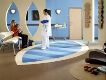 optima hospital | Pvc Yer Döşemesi | İşyeri Ve Ev Tipi
